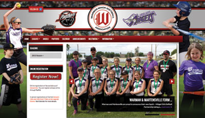 Warman Minor Softball Association
