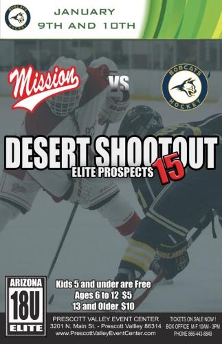 Desert Shootout Bobcats